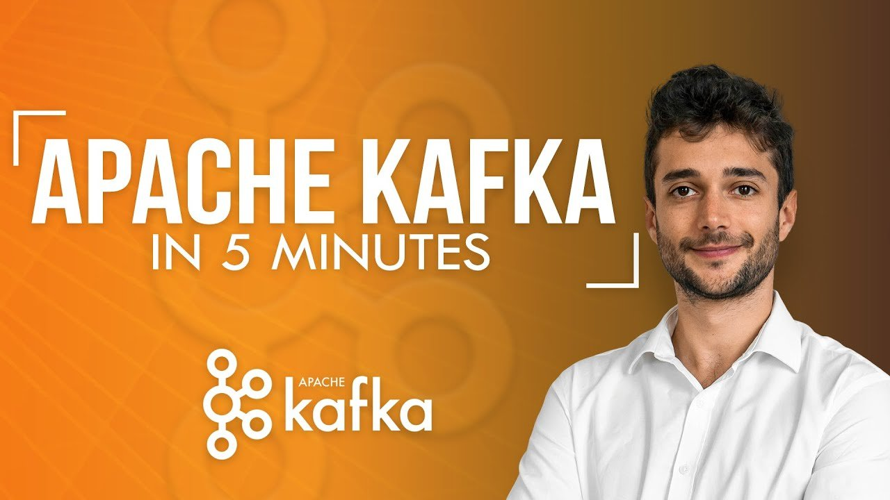 Learn Apache Kafka in 5 minutes