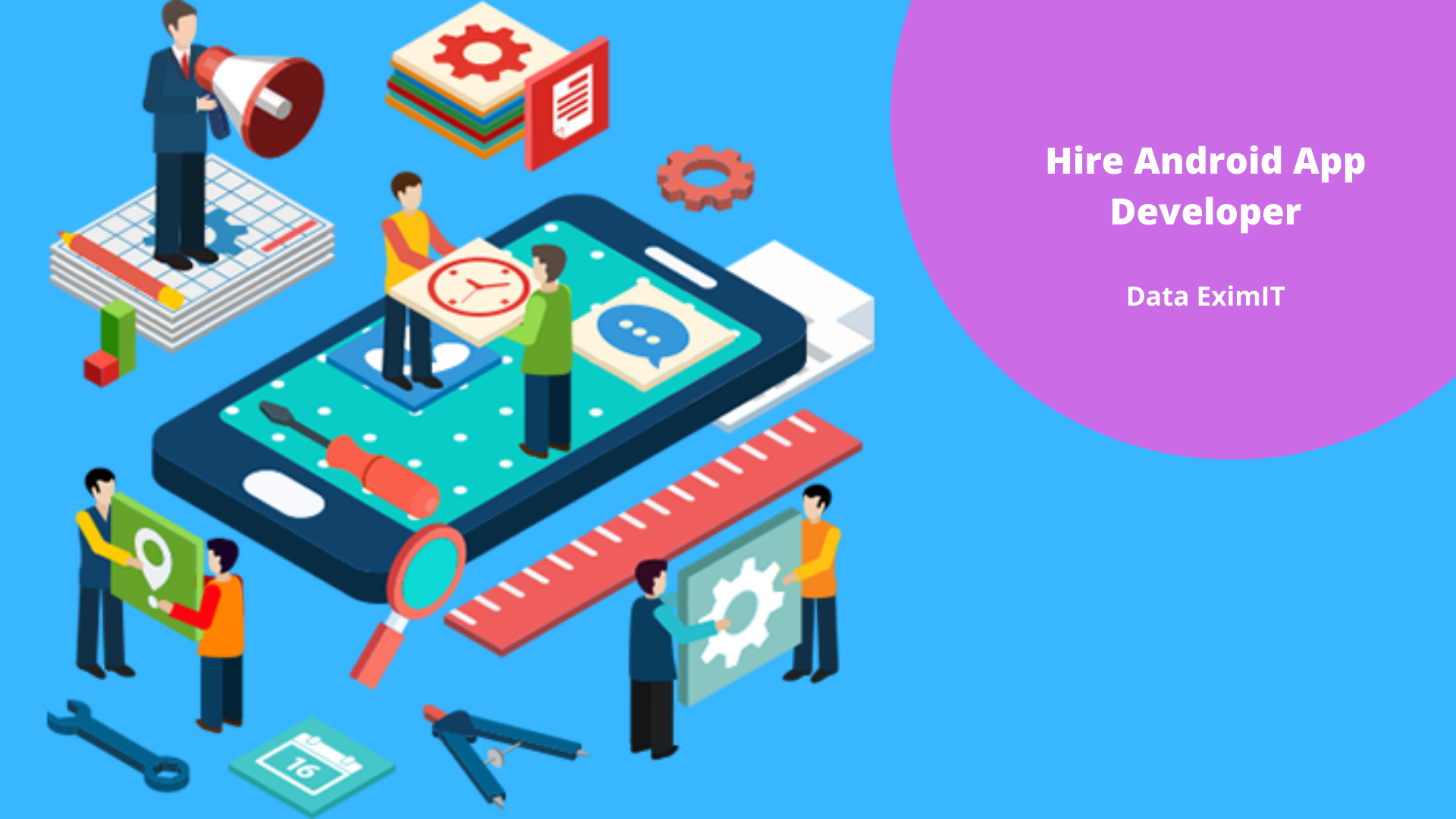 Hire Android App Developers | Hire Android Programmer from USA