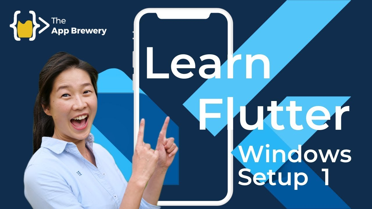 How to Install and Setup Flutter for App Development on Windows