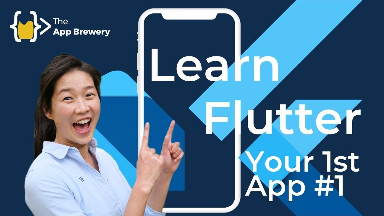 Write Your First Flutter App