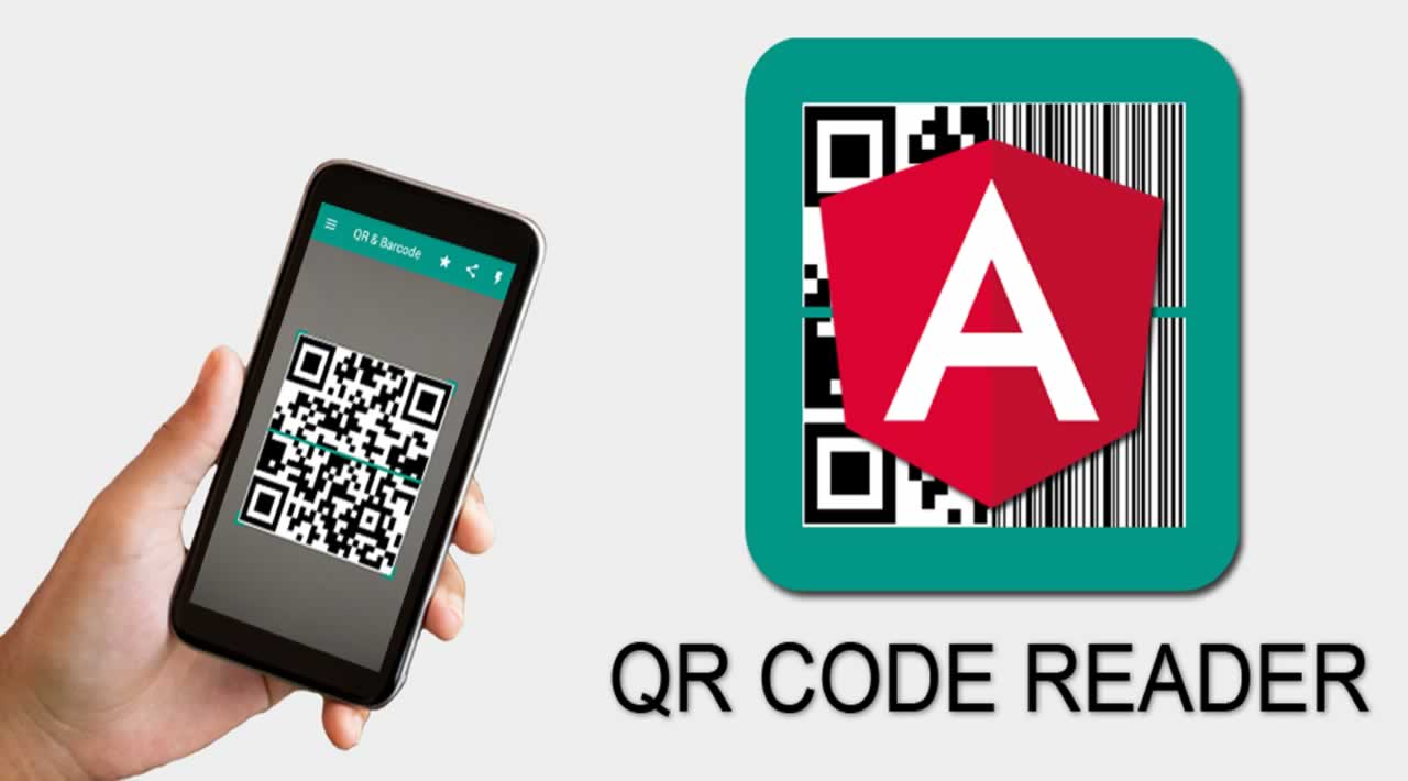 How to Upload and Read QR-Code with Angular