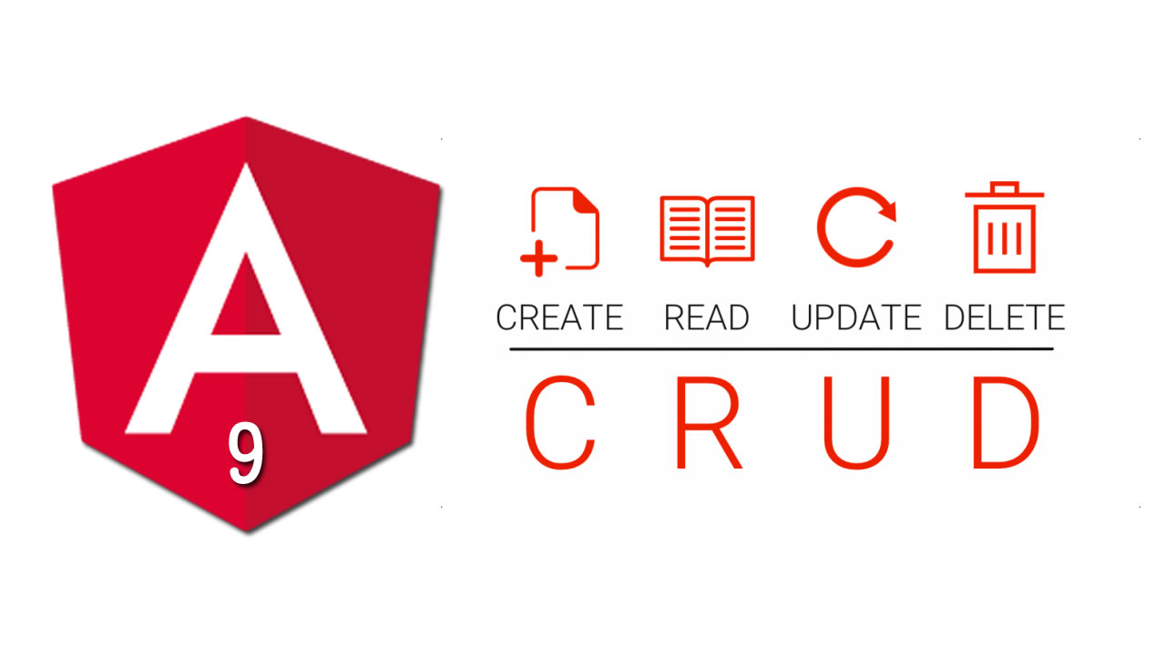 Building a CRUD application with Angular 9