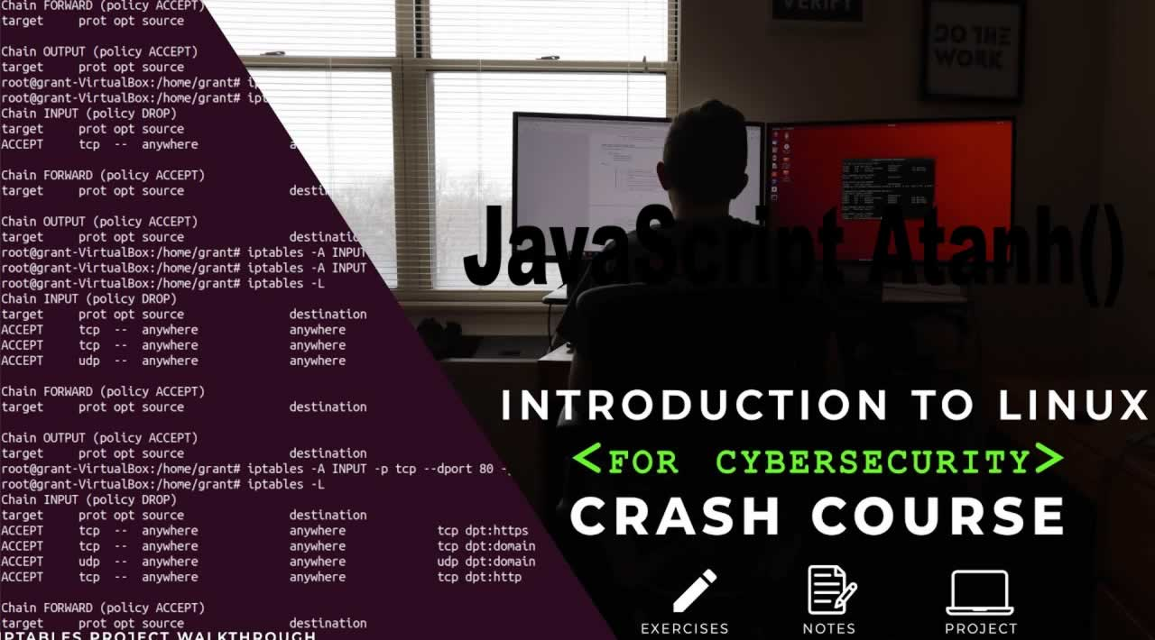 Introduction to Linux for Cybersecurity Crash Course 2020