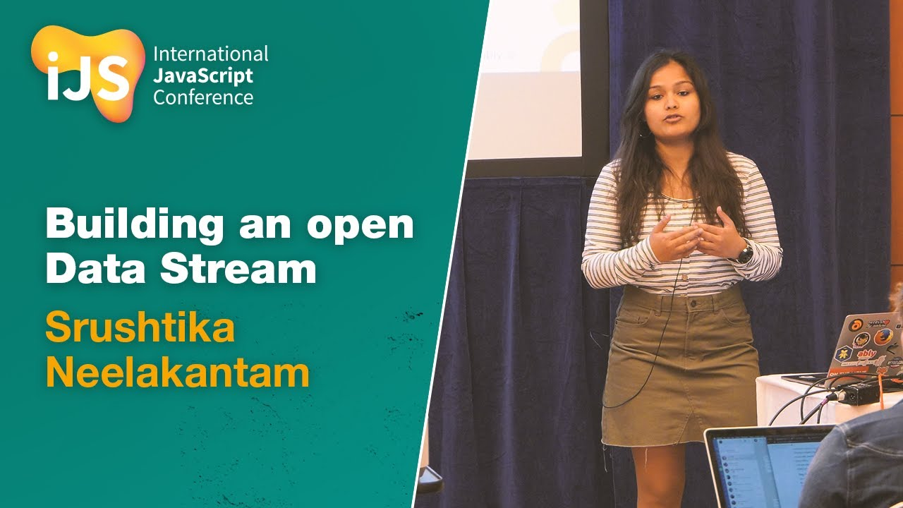 Building an open Data Stream using Node.js, VanillaJS and Ably