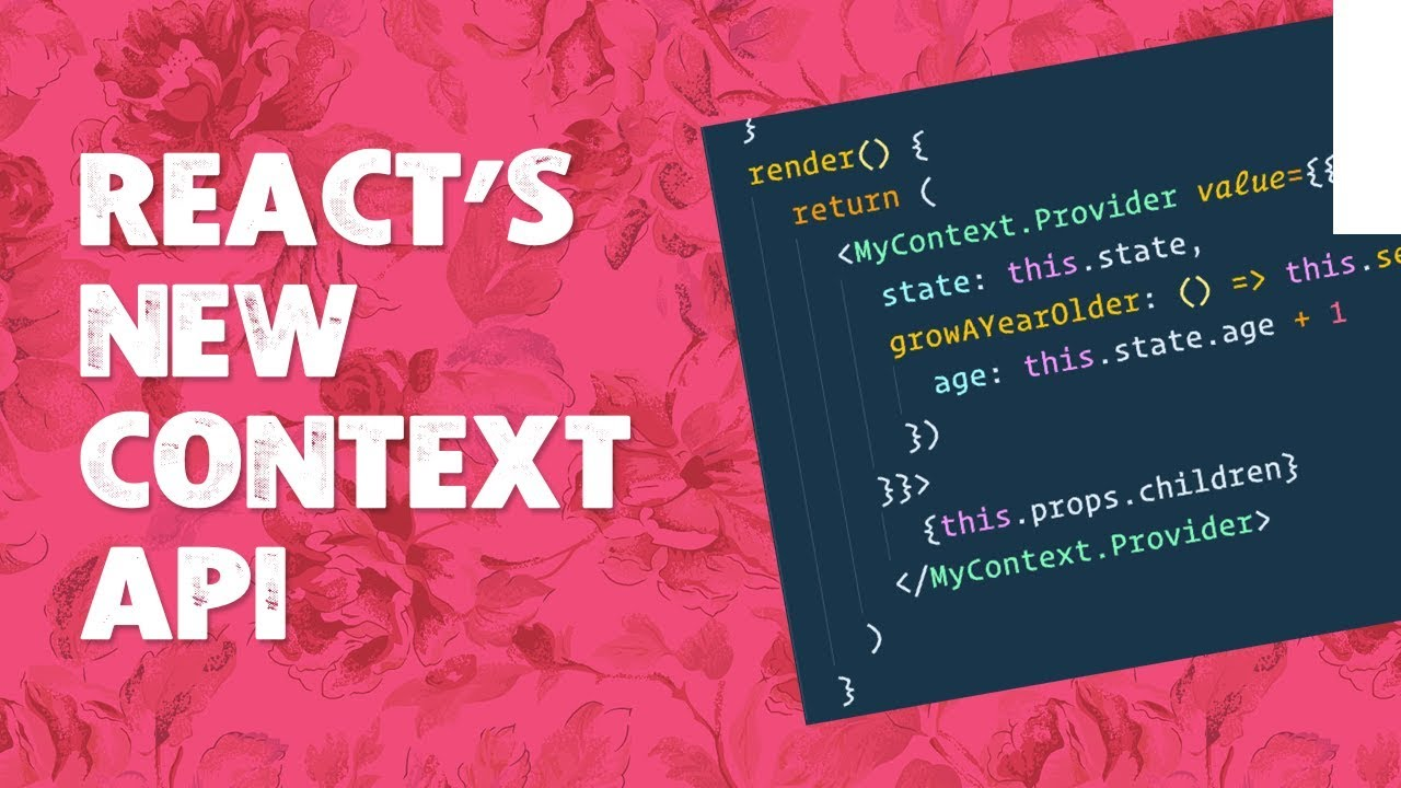 How React's New Context API Works