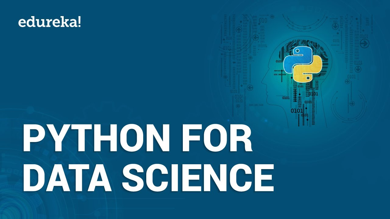 Python For Data Science - How to use Data Science with Python
