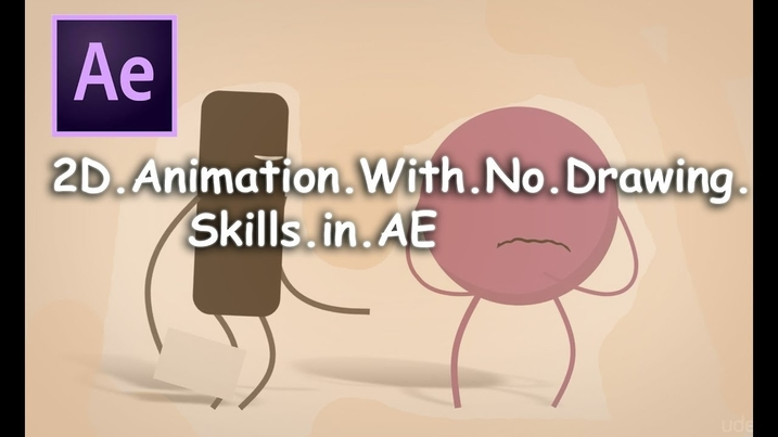 Learn Character Design in After Effects 2D Animation Course
