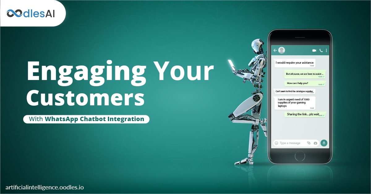 Engaging Your Customers With WhatsApp Chatbot Integration