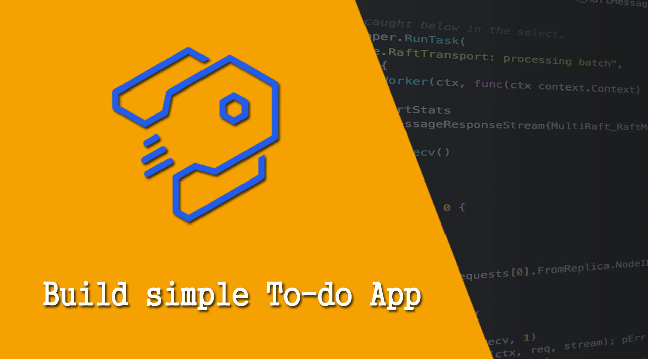 Build a simple to-do app with Strapi