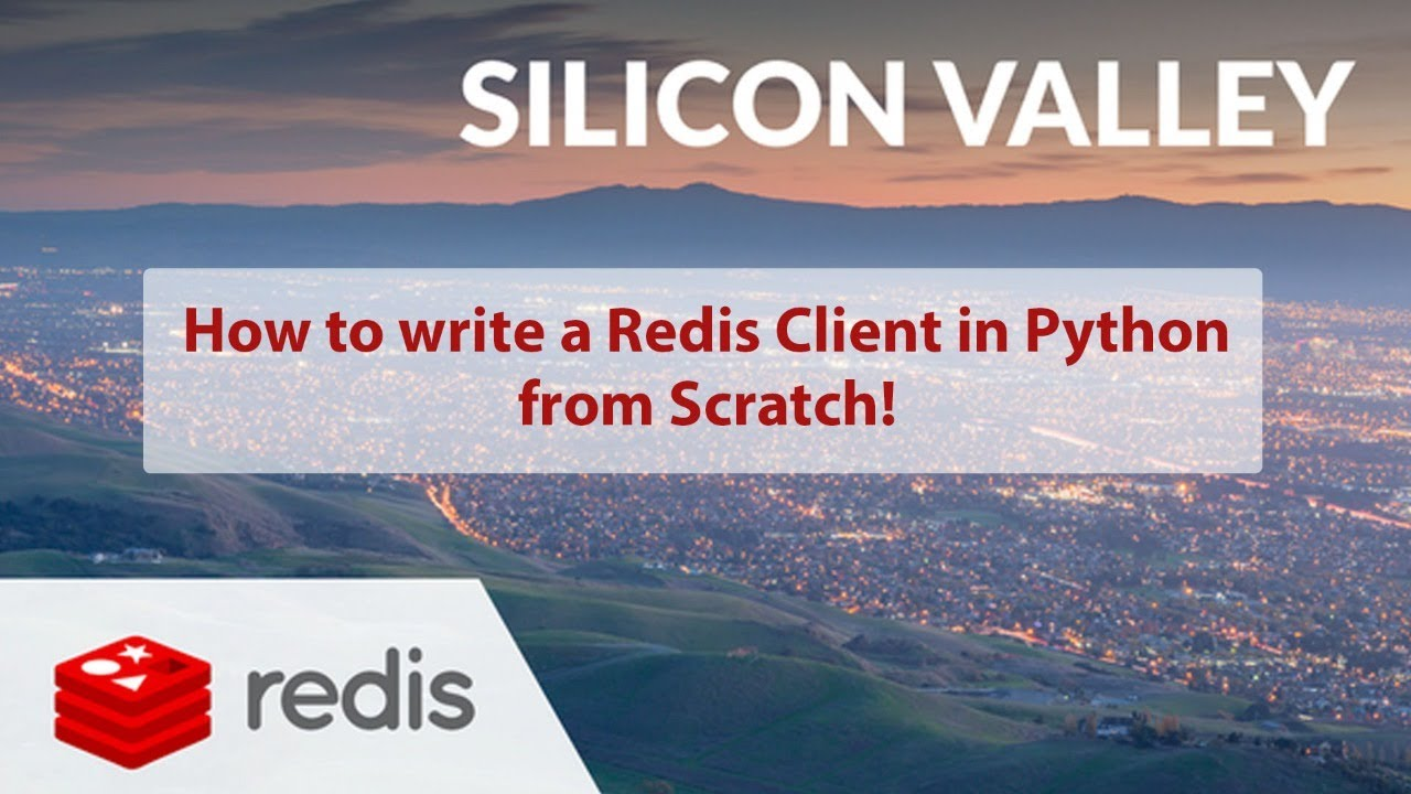 How to write a Redis Client in Python from Scratch