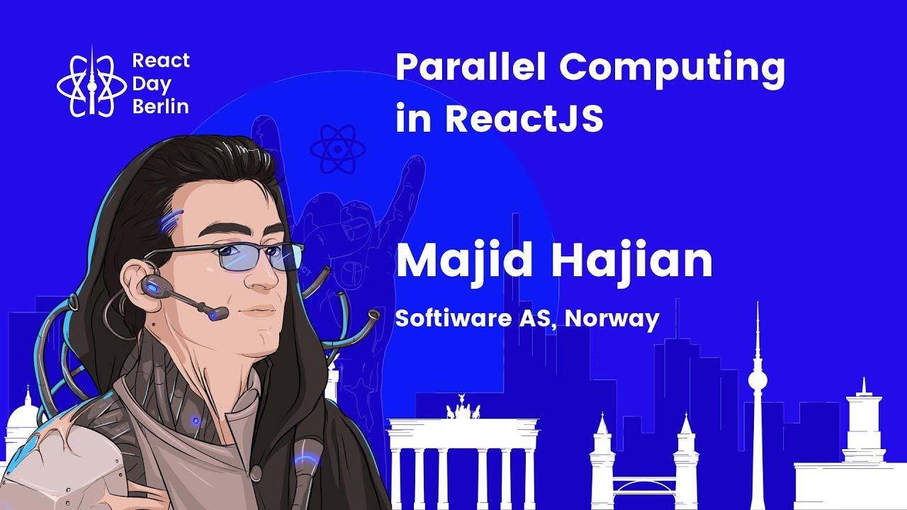 Parallel computing in ReactJS