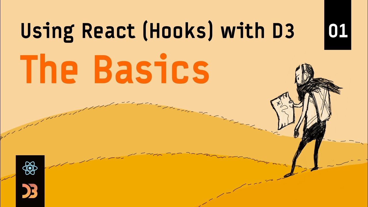Using React (Hooks) with D3 – The Basics