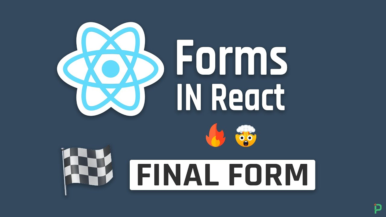Manage Forms the Easy Way on React with Final Form