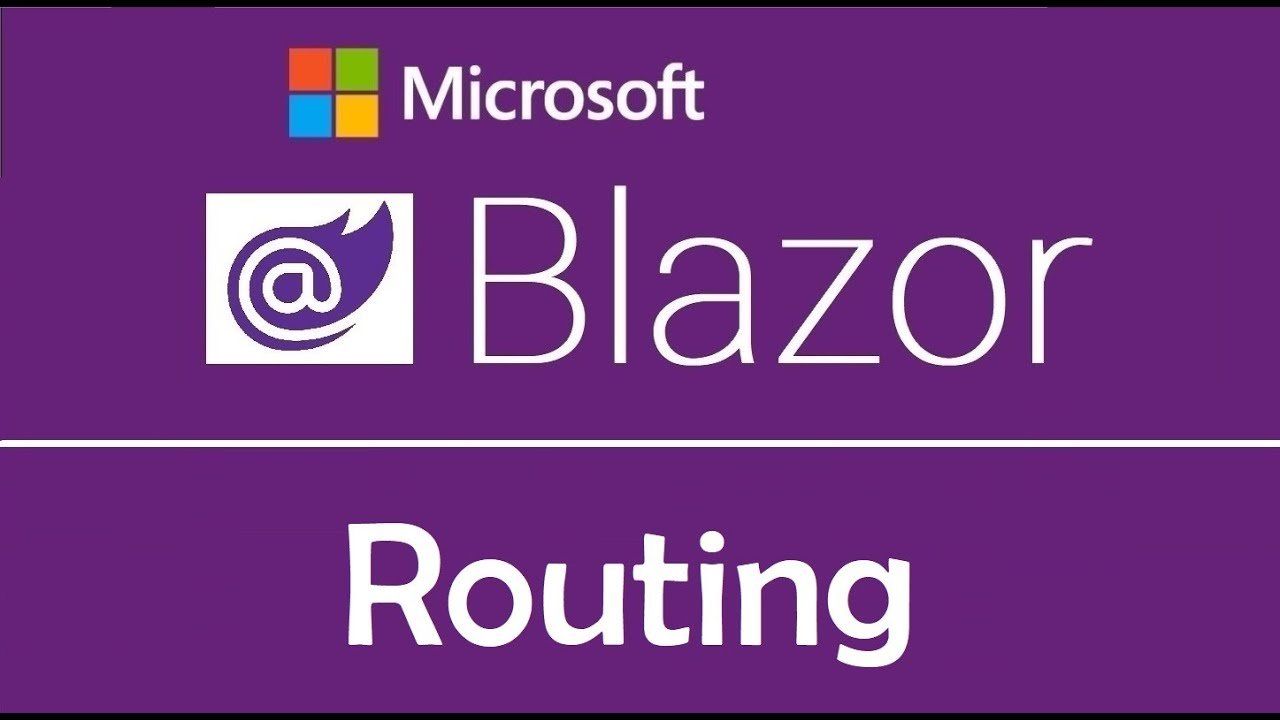 Blazor Tutorial: Routing - EP03