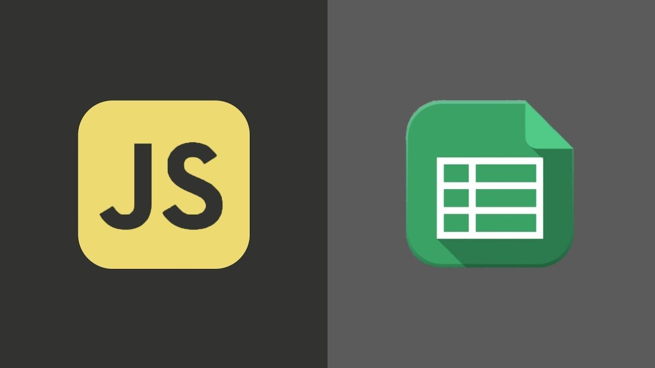 Google Sheets for JavaScript Developers: Work Less and Do More