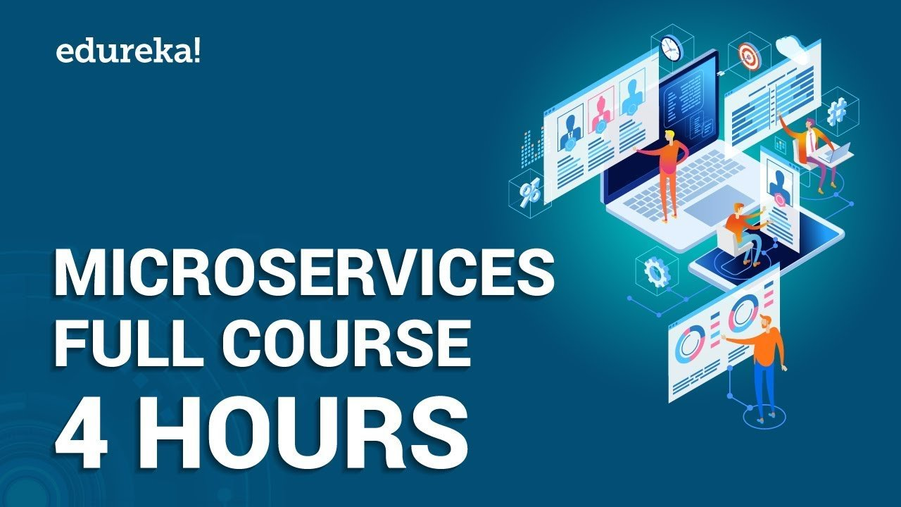 Microservices Full Course - Learn Microservices in 4 Hours
