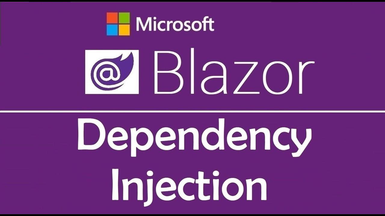 Blazor Tutorial: Dependency Injection - EP04