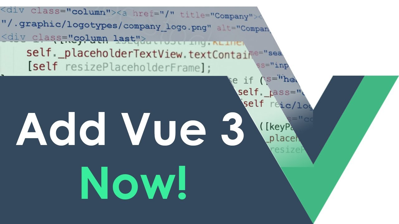 Vue 3 - A Look At Vue-Next (Alpha) - And What You Can Do