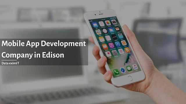 Mobile App Development Company in Edison