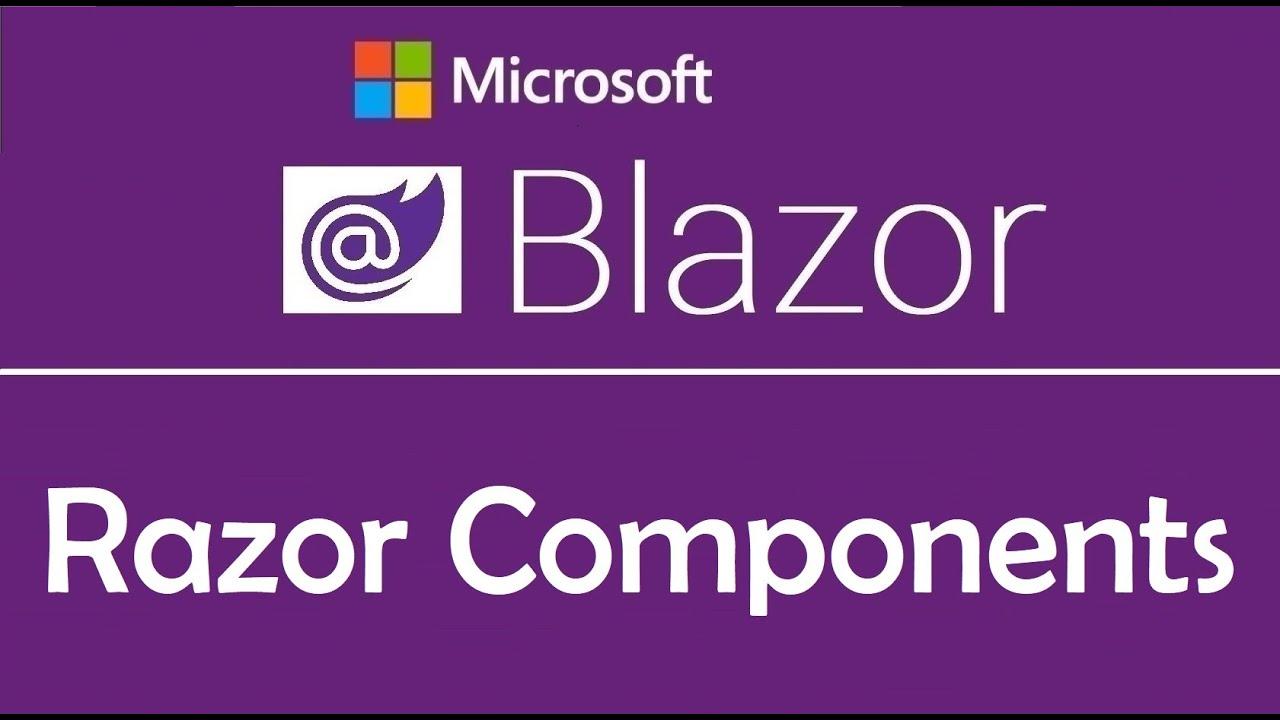 Blazor Tutorial: Razor Components | Re-usability - EP07