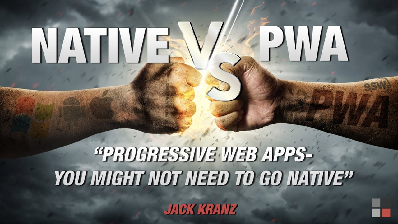 Progressive Web Apps - You might not need to go Native