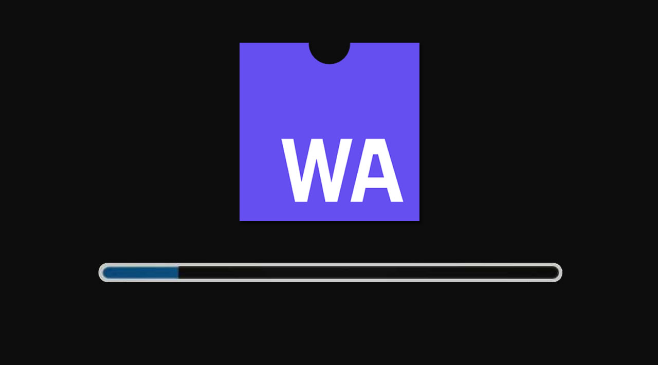 Loading and running WebAssembly code