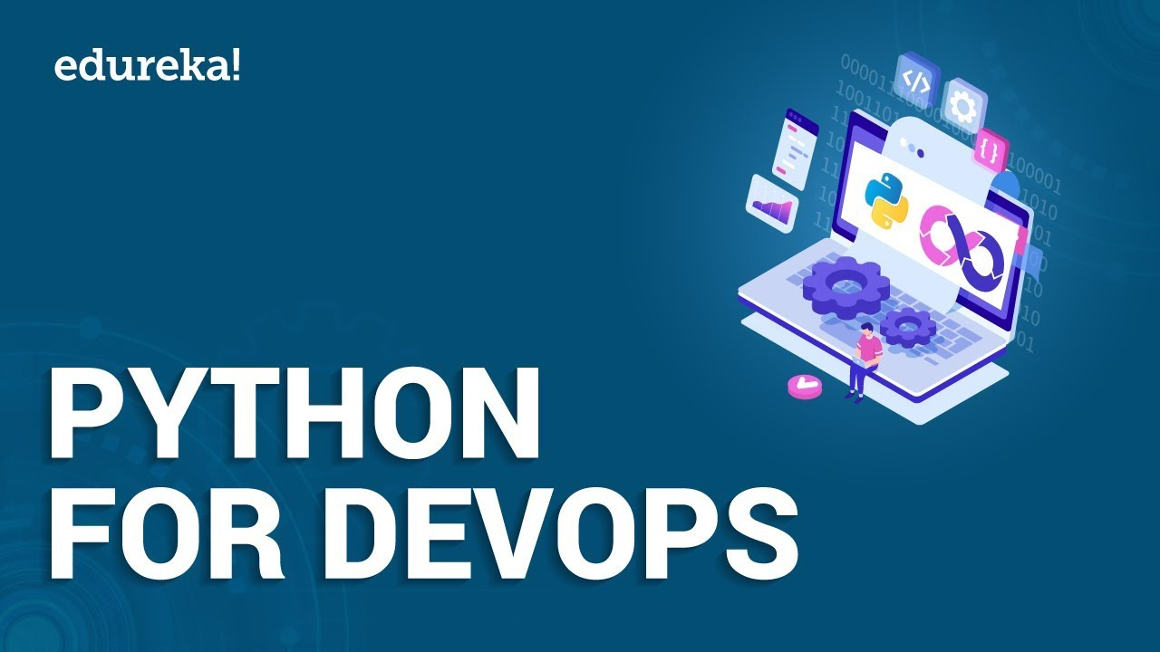 Python For DevOps Tutorial - How to use DevOps with Python