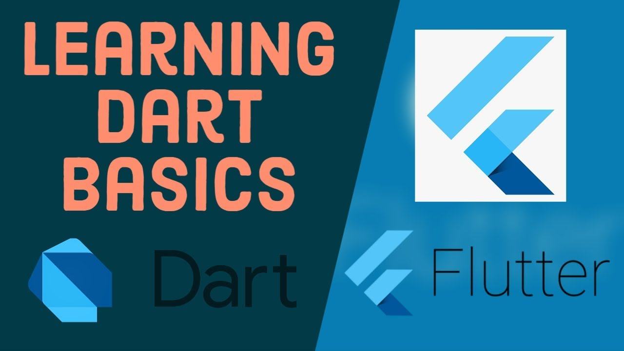 Flutter Tutorial for Beginners 2 - Learning Dart Basics | Basics of Dart