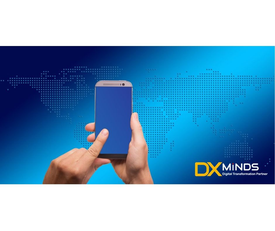 Best Mobile App Development Company in Kuwait -DxMinds Technologies