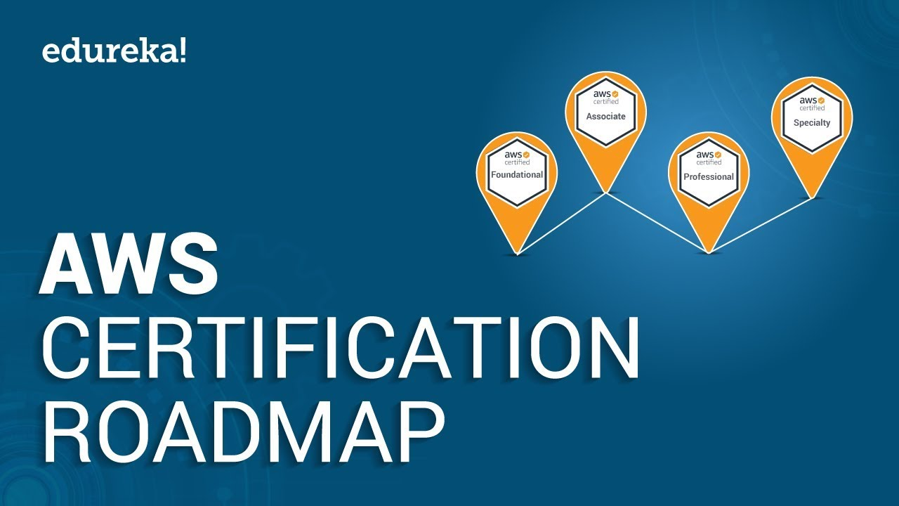 AWS Certification Roadmap - Which AWS Certification to Choose