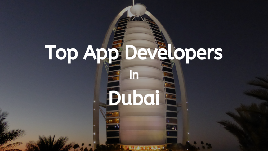 Top App Developers in Dubai