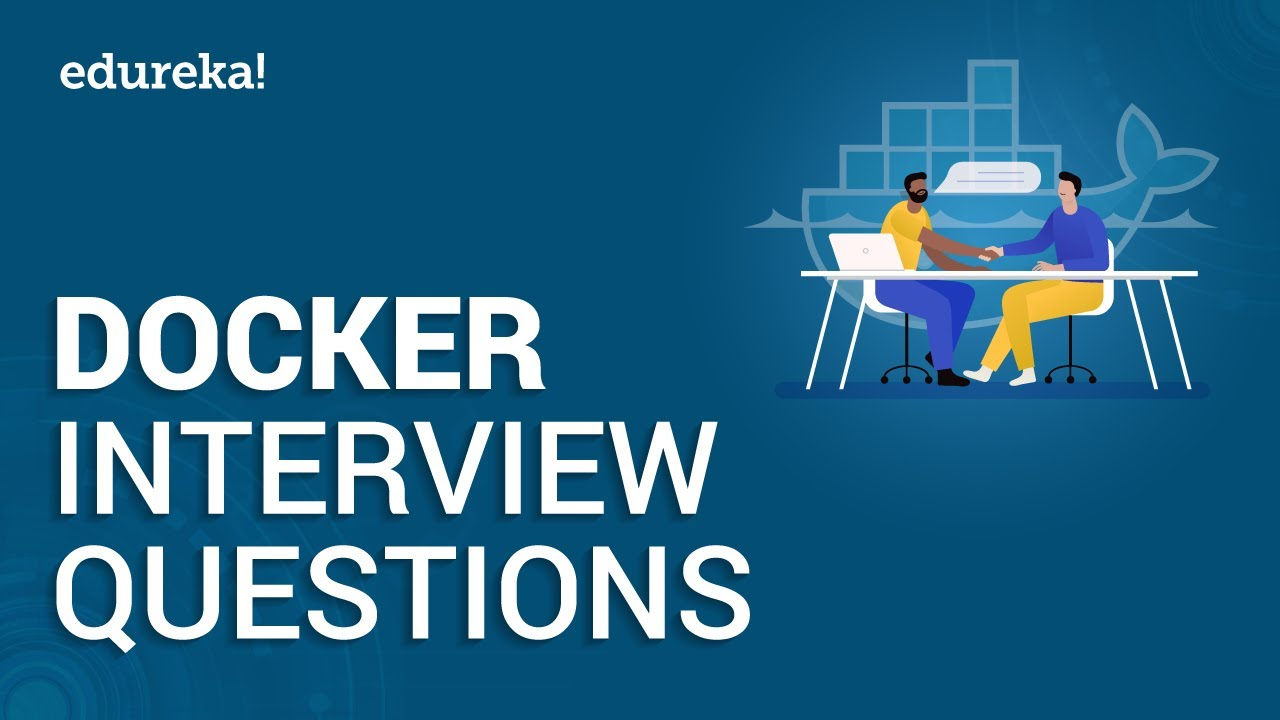 Top 50 Docker Interview Questions & Answers