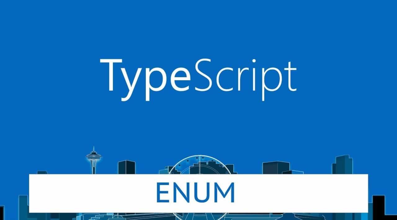 What is Enum in Typescript?
