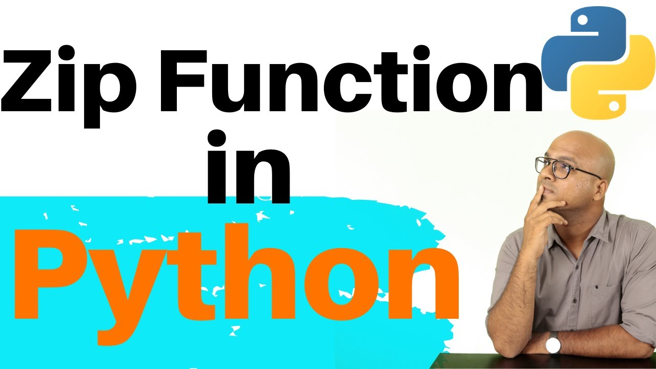 Zip Function in Python