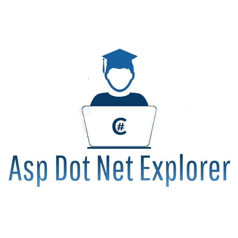 Asp Dot Net Explorer