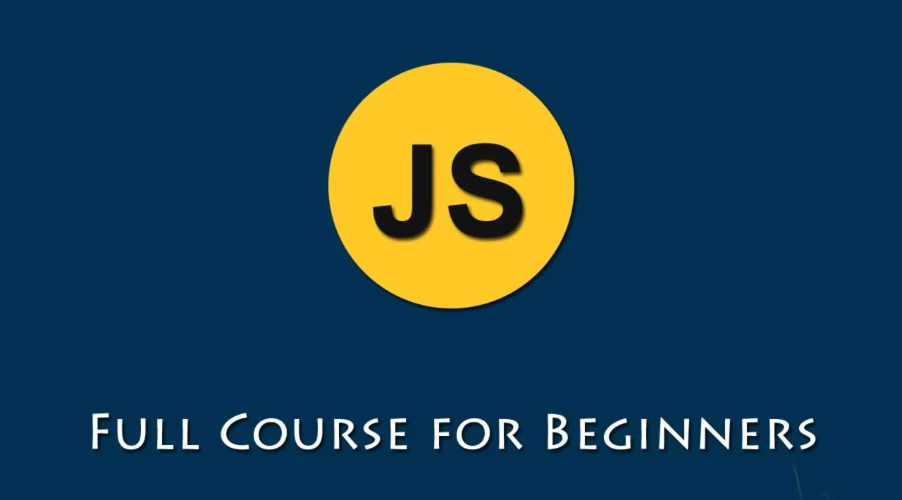 JavaScript Programming Tutorial - Full JavaScript Course for Beginners