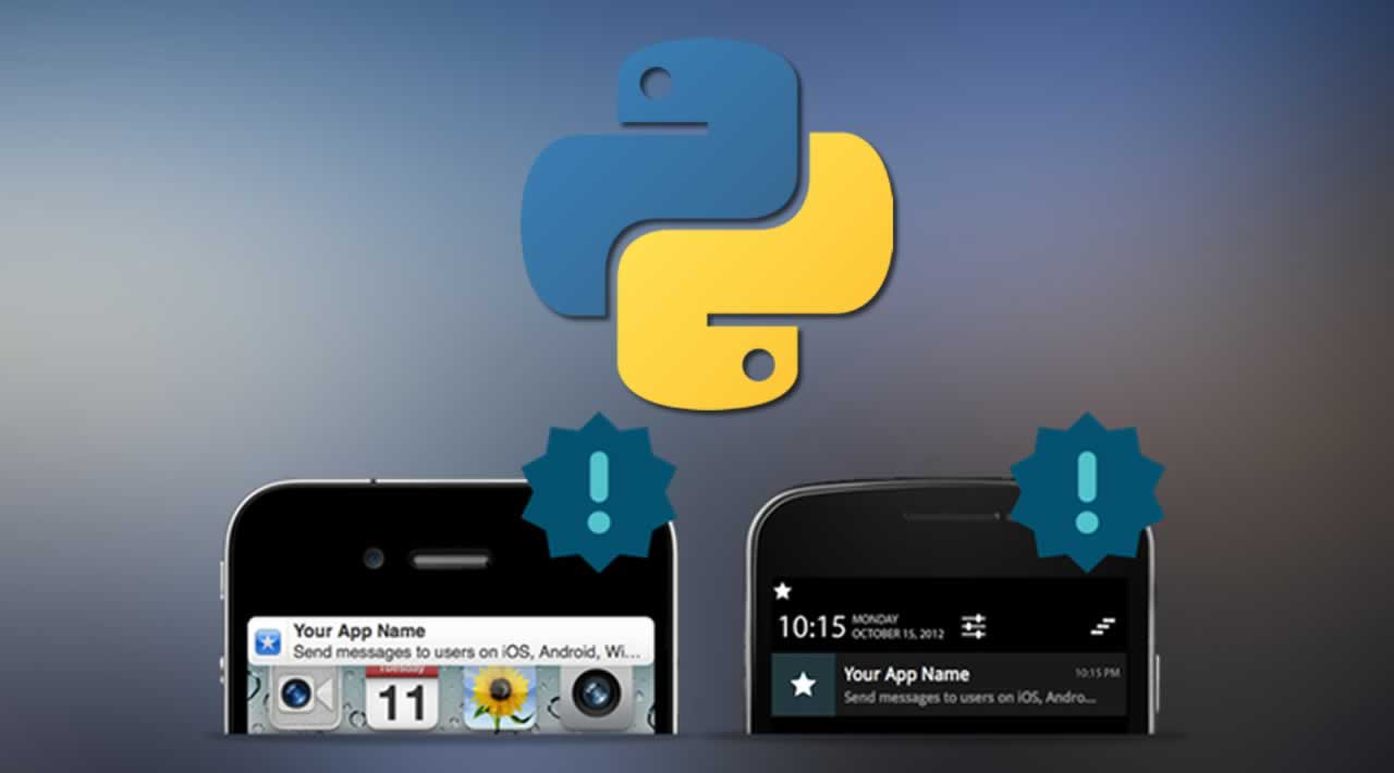 How to Send Notifications to Web App with Python