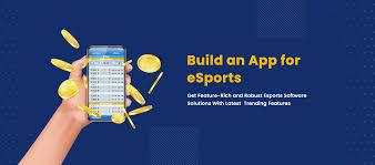 Well Experienced Esports App Development Partner