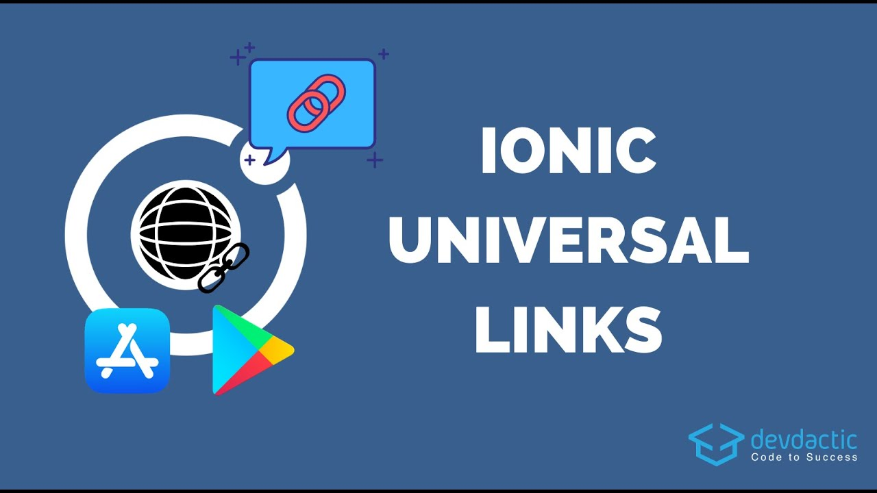 How to Setup Universal Links in Ionic (iOS & Android)