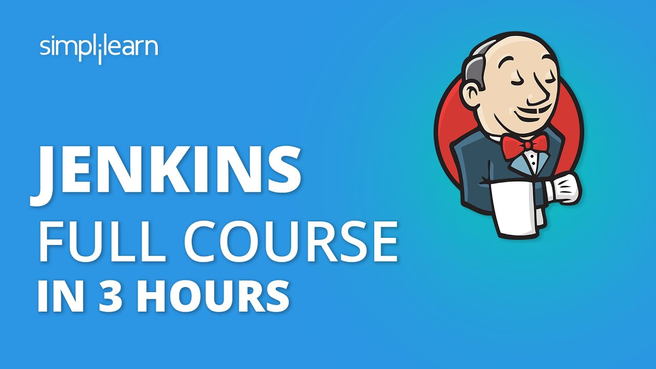 Jenkins Tutorial For Beginners - Jenkins Full Course