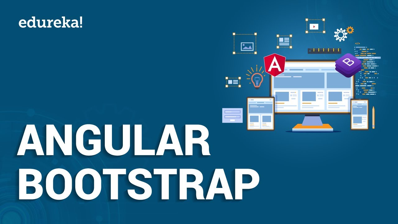 Angular Bootstrap Tutorial - Building Websites with Angular Bootstrap