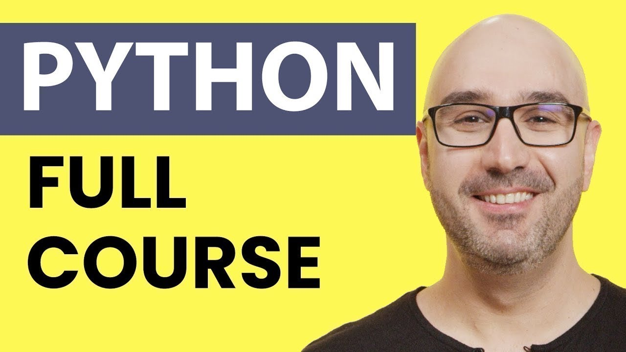 Python Tutorial - Learn Python for Machine Learning and Web Development