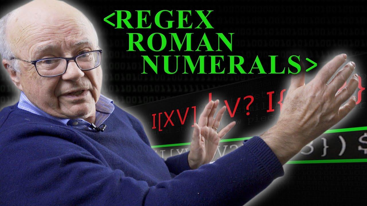 RegEx Roman Numerals