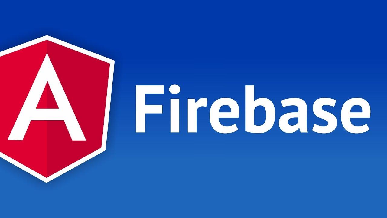 Angular 10/9 Firebase/Firestore Database CRUD