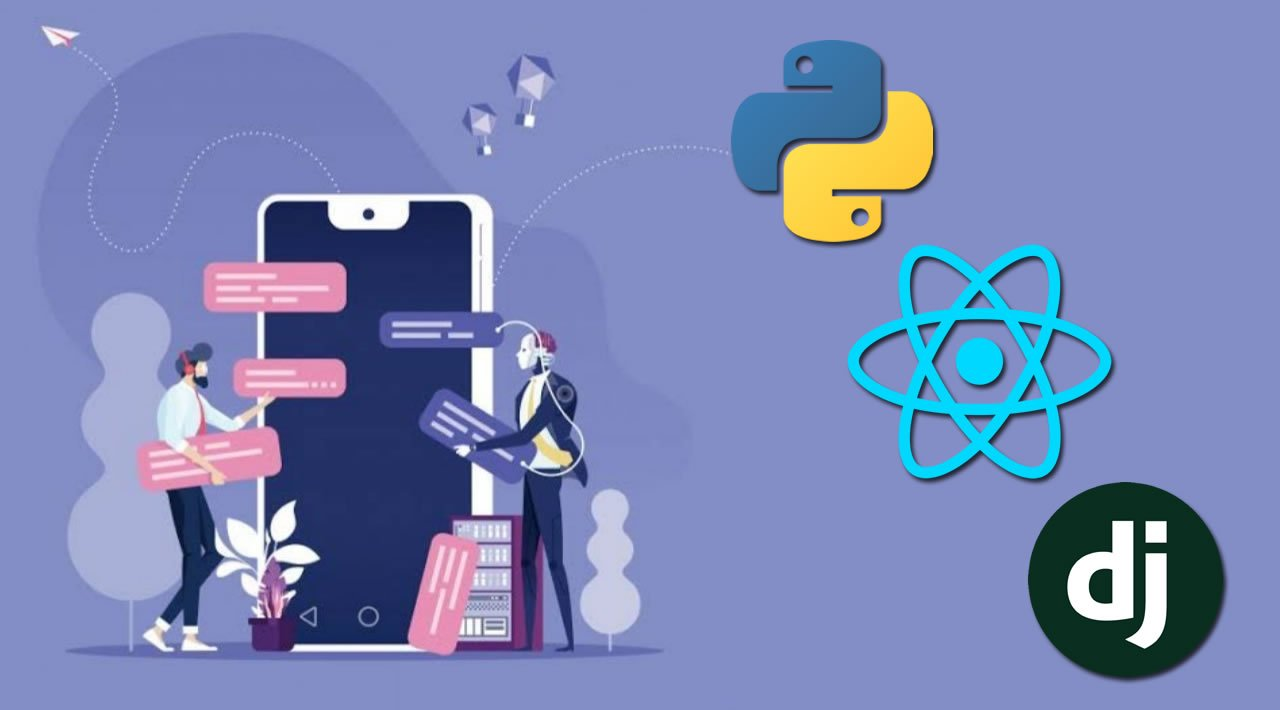 How to Build a Chat Application with Python, Django and React