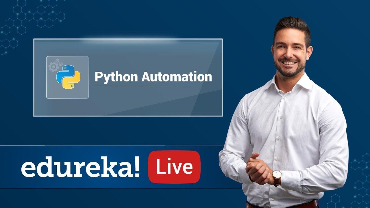 Python Automation Tutorial