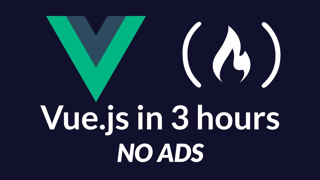 Learn Vue.js - Full Course for Beginners