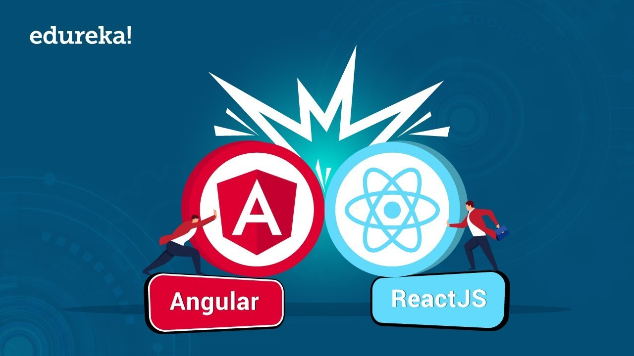 Angular vs React in 2020 - Differences between React and Angular