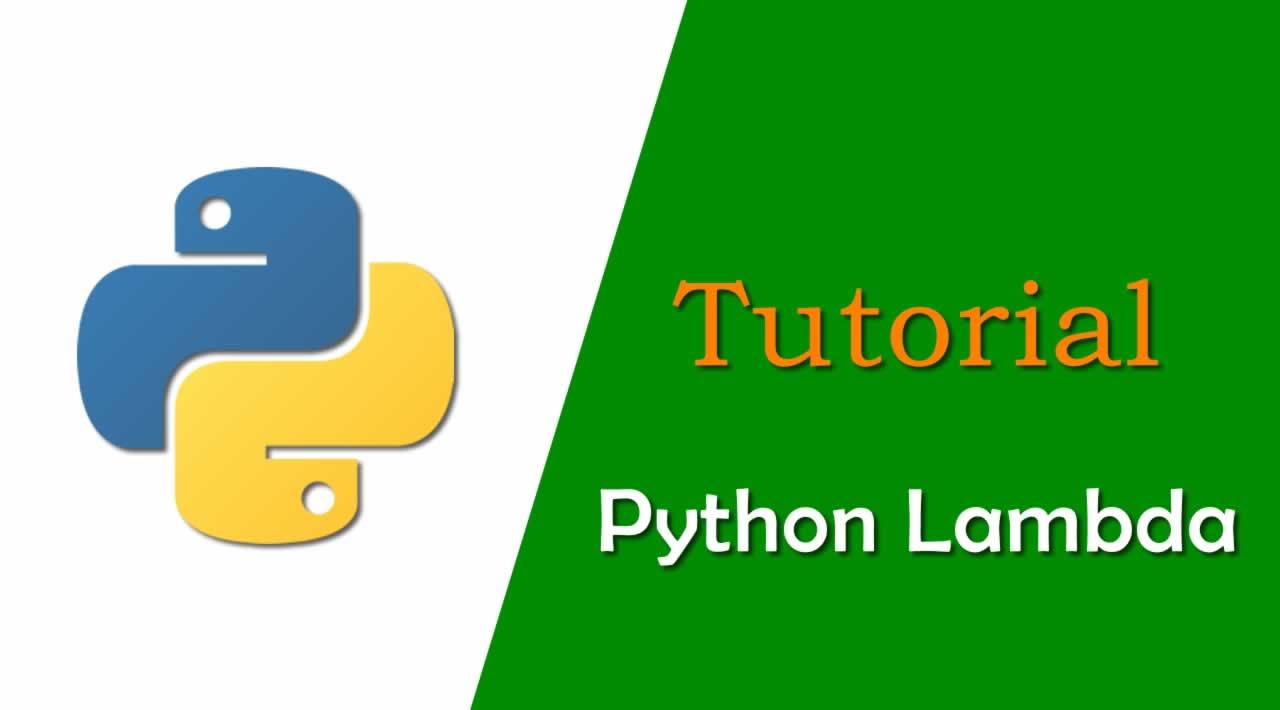 Using Python Lambda - Things Need to Notice