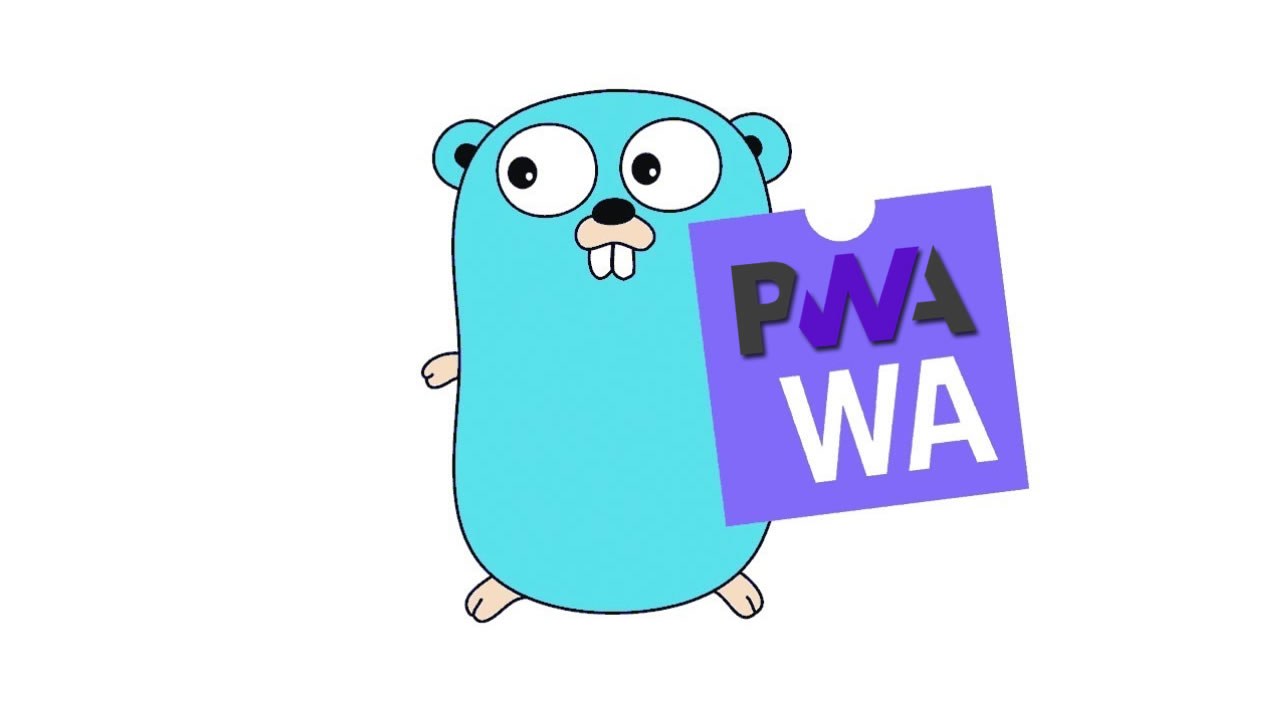 Build PWA with Go and WebAssembly